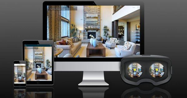 Visite virtuali 3D con realtà virtuale